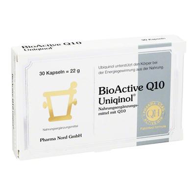 Pharma Nord 有机活性辅酶Q10胶囊 30粒