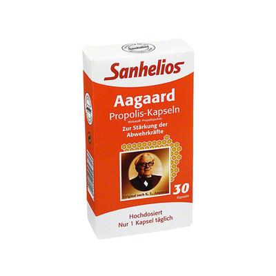 Sanhelios 圣禾利士 Aagaard蜂胶胶囊  30粒