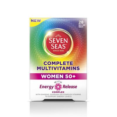 Seven Seas 七海 女性全效复合维生素片 28片(50岁以上)